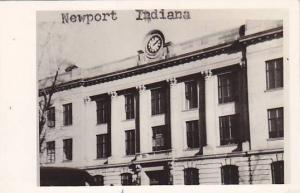 RP, Vermillion Co. Court House, Newport, Indiana, 1930-1950s