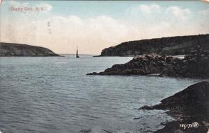 Digby Gap, Western Nova Scotia, 1909 PU
