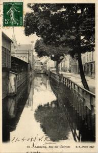 CPA AMIENS Rue des Clairons (295126)