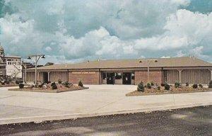 ALTOONA, Pennsylvania, 1980s; Railroaders Memorial Museum