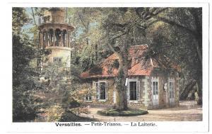 France Versailles Petit Trianon La Laiterie Dairy Postcard