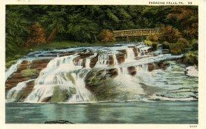 PA - Paradise Falls PA