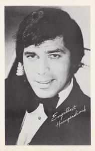 Englebert Humperdinck -  Pop Singer, 1960s