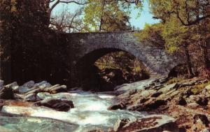 Scotland Postcard Feshie Bridge, Inverness-Shire R4