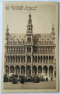 26 VINTAGE POSTCARDS OF BRUSSELS - Printer: Albert. UNUSED!!!