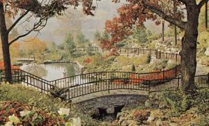 TORONTO , Ontario , ,Canada ,1950-60s; Garden In High Park