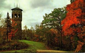 New Hampshire Lancaster Obsewrvation Tower Mount Prospect State Park