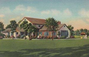 SEA ISLAND , Georgia , 30-40s; Golf Club House