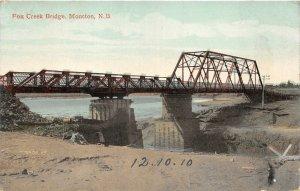 br105595 fox creek bridge moncton canada