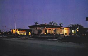 Exterior, Town Hall, Hawkesbury, Ontario, Canada, PU_1989
