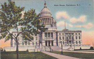 Rhode Island Providence State House
