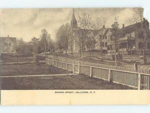 D-back CHURCH STREET Callicoon In Adirondacks - Near Bethel & Liberty NY F1356
