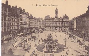 Place Des Terreaux, Lyon (Rhone), France, 1900-1910s
