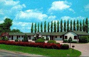 Illinois Knoxville The Knox Villa Motel