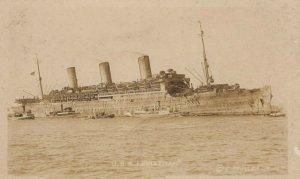 RP: U.S.S. LEVIATHON , 1910s