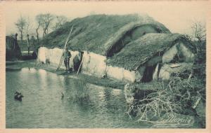FRANCE, 1900-1910s; Bourine En Plein Merais, Les Plus Beaux Paysages