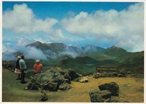 Hawaii Maui Haleakala Volcanic Crater