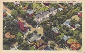 St Thomas Catholic Church , BEDFORD , Pennsylvania , 30-40s