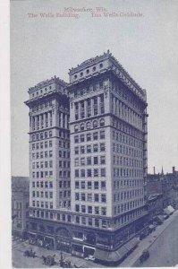 Wisconsin Milwaukee The Wells Building