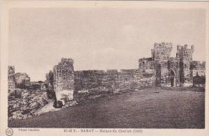Morocco Rabat Ruines du Chellah
