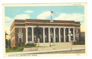 The City Hall, Arkansas City,  Kansas,  00-10s