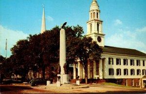 Connecticut Meriden World War I Memorial