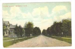 Victoria Avenue, Windsor , Ontario ,Canada, PU-1910