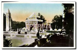 Old Postcard Hue Annam Place Thua Thian Tomb of Dong Khanh & # 39empereur Vie...