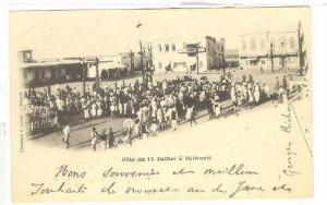 Fete du 14 Juillet aDj ibouti, Dj ibouti, Africa, 1900-1910s