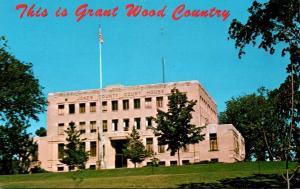 Iowa Anamosa Jones County Court House