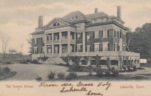 LAKEVILLE , Connecticut, 1901-07 ; The Taconic School