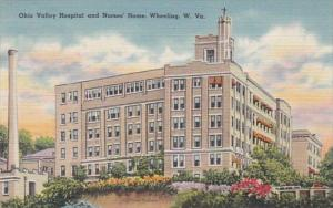West Virginia Wheeling Ohio Valley Hospital and Nurses' Home