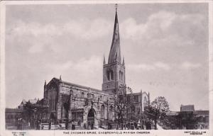 RP; The Crooked Spire, CHESTERFIELD PArish Church, Derbyshore, England, Unite...