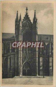 Old Postcard Limoges (H V) Cathedrale St Etienne La Porte St Jean