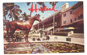 Bronze Horse Statue of great thoroughbred, Citation, at Hialeah Park, Italy,4...