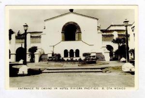 RP, Entrance To Casino In Hotel Riviera Pacifico, B. CFA, Mexico, 1930-1950s