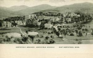 MA - East Northfield, Northfield Seminary & Schools