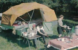 CINCINNATI , Ohio , 1950-60s ; Nimrod Equipment CO. , Nimrod Camper