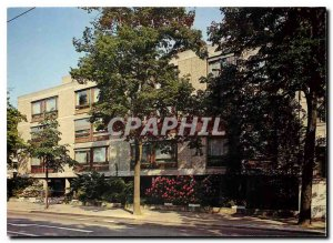 Postcard Modern Klinik St. Joseph Basel