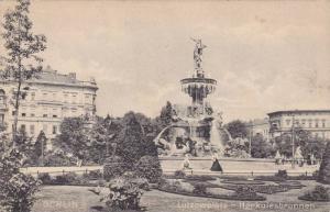 Berlin , Germany , 00-10s ; Lutzowplatz - Herkulesbrunnen