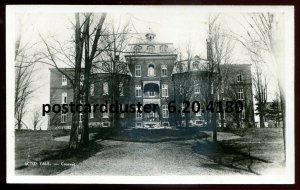 4180 - ACTON VALE Quebec 1930s Convent. Real Photo Postcard