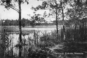 Netherlands Oisterwijk Kolkven Westzijde Lake Lac