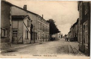 CPA Tronville-Route de Bar le Duc (183965)