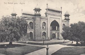 Taj Mahal gate , AGRA , India , 00-10s