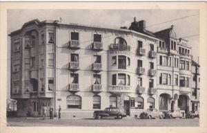OSTENDE (West Flanders), Belgium, 1930s ; Hotel-Restaurant INTER-NOS