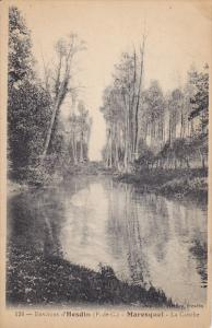 La Canche, Environs d'HESDIN (Pas de Calais), France, 1910-1920s