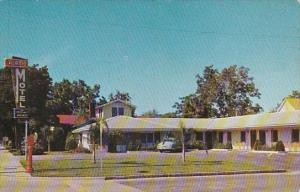 Florida Tampa The Alamo Motel