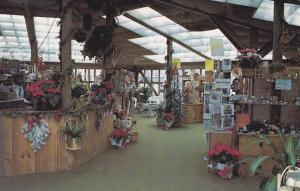 SWAIN Greenhouses Ltd , WEST LORNE , Ontario , Canada , 50-60s