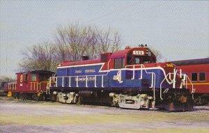 Tioga Central Railroad Locomotive No 506 ALCO RS-3
