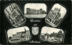 Netherlands Arnhem multi view